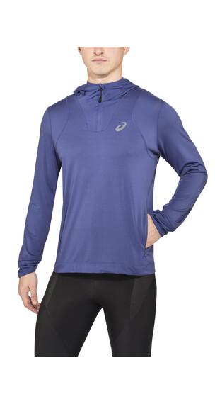 asics FuzeX Koszulka do biegania Mężczyźni niebieski